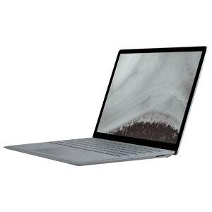 マイクロソフト Surface Laptop 2(i7/8GB/256GB) プラチナ LQQ-00055 [LQQ00055]【RNH】
