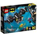 レゴジャパン LEGO スーパーヒーローズ 76116 バットマン バットサブの水中バトル 76116バツトマンバツドサブノスイチユウ [76116バツトマンバツドサブノスイチユウ]