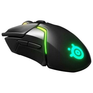 SteelSeries ゲーミングマウス Rival 650 ブラック 62456 [62456]