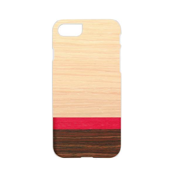 スマートフォン・携帯電話アクセサリー, ケース・カバー Man Wood iPhone 87 Rosewash I8066I7 I8066I7