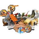 タカラトミー アニア 恐竜バトルキングダム アニアキヨウリユウバトルキングダム [アニアキヨウリユウバトルキングダム]【MTOP】
