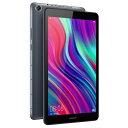 HUAWEI タブレット(LTEモデル) MediaPad M5 lite 8 スペースグレー JDN2-L09 [JDN2L09]【RNH】【NVMP】