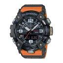 カシオ 腕時計 G-SHOCK MUDMASTER オレンジ GG-B100-1A9JF [GGB1001A9JF]【MSSP】