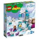[レゴジャパン LEGO デュプロ 10899 アナと雪の女王 光る!エルサのアイスキャッスル 10899アナトユキノジヨウオウエルサアイス]の商品説明●アナと雪の女王 光る!エルサのアイスキャッスルで就学前のお子様と一緒に豊かな創造力を育みながら遊びましょう。●「アナと雪の女王」のキャラクター、エルサ、アナ、オラフと一緒にごっこ遊びをすることで、言葉や運動能力が向上し、社会・感情意識が発達します。●ボタンを押すだけでお城を照らす色とりどりのライトブロック機能が付いていたり、お子さまと一緒に「アナと雪の女王」のシーンを再現したり、自分の物語を作ってエルサの魔法を考えたりと楽しさは無限大。●LEGO the LEGO logo and DUPLO are trademarks of the LEGO Group. (C)2019 The LEGO Group. (C) Disney[レゴジャパン LEGO デュプロ 10899 アナと雪の女王 光る!エルサのアイスキャッスル 10899アナトユキノジヨウオウエルサアイス]のスペック●対象年齢:2歳以上※1回のご注文で複数のお届け先配送はお受けできません。その場合、ご注文をキャンセルさせて頂きます。※複数購入時は全数在庫が無く、お取り寄せになる場合があります。予めご了承ください。○返品不可対象商品