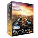 サイバーリンク PhotoDirector 11 Ultra...
