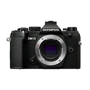 オリンパス デジタル一眼カメラ・ボディ OM-D ブラック E-M5MK3ボディ-BLK [OMDEM5MK3BLK]【RNH】