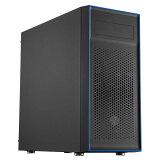 クーラーマスター ミドルタワー型PCケース MasterBox E501L ブラック MCBE501LKN5NS00 [MCBE501LKN5NS00]