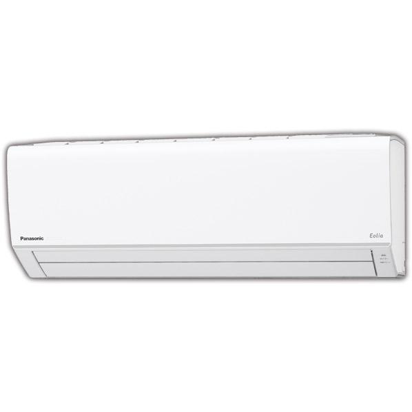 標準設置工事費込み パナソニック6畳向け冷暖房インバーターエアコンKuaLEolia(エオリア)DFE8シリーズクリスタルホワ