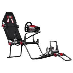 Next Level Racing ポータブルレーシングシュミレーター F-GT Lite NLR-S015 [NLRS015]