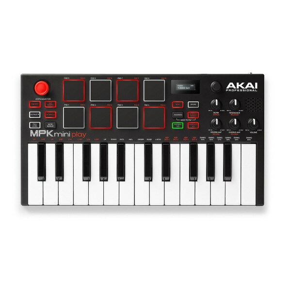楽器玩具, ピアノ・キーボード AKAI MPK Mini Play AP-CON-043 APCON043