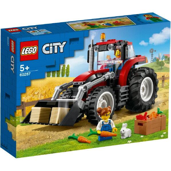 レゴジャパンLEGOシティ60287トラクター60287トラクタ- 60287トラクタ-