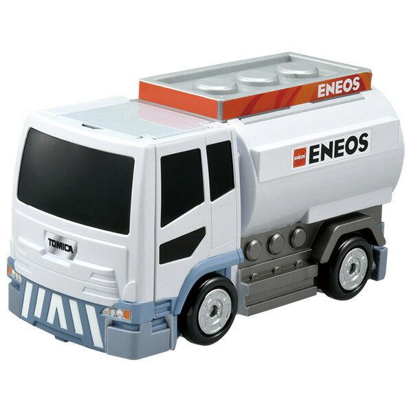 タカラトミートミカぶるっと給油おしごと変形ガソリンスタンドENEOS(スペシャルトミカつき)オシゴトヘンケイガソリンスタンドエネ