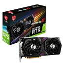 MSI グラフィックボード GeForce RTX 3060 GAMING X 12G RTX 3060 GAMING X 12G [RTX3060GAMINGX12G]・・・