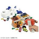 車のおもちゃ はたらく車 消防車 ミニカー BRUDER ブルーダー MACK 消防車 02821