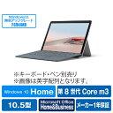 マイクロソフト Surface Go 2 LTE Advanced(m3/8GB/128GB) プラチナ TFZ-00011 [TFZ00011]【RNH】【SPMS】