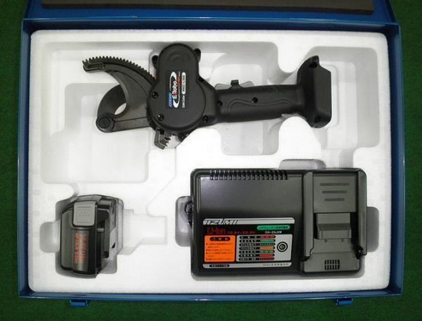 泉精器 充電式ケーブルカッタ REC-Li50 新品:プロショップE-道具館