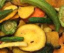 【3000円(税別)で送料100円(税別)5/8〜】7種類のミックス野菜チップ 中袋180g【RCP】