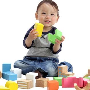 出産祝い/知育玩具/ブロック/子供_木のおもちゃ_積み木_積木_つみき_ギフト_木製_祝い_一歳