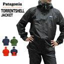 【送料無料】Patagonia パタゴニア メンズ トレントシェル ジャケット MENS TORRENTSHELL JACKET 83802 ナイロンジャケット【MA03】