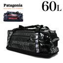 【送料無料】Patagonia パタゴニア ブラックホール ダッフル 60L 49341