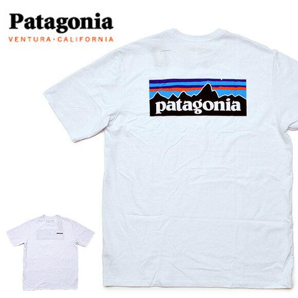パタゴニアロゴTシャツ
