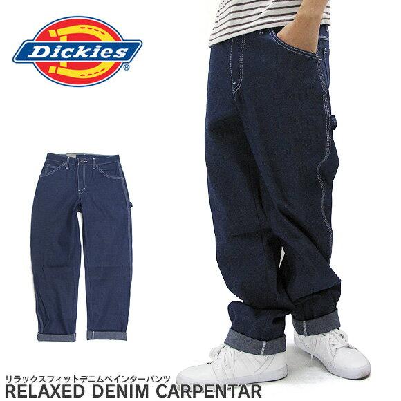 メンズファッション, ズボン・パンツ  Dickies 1994 32RELAXED FIT CARPENTER JEANS
