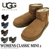 UGG ムートンブーツ 2016秋冬新作 WOMENS CLASSIC MINI II アグ オーストラリア クラシックミニ2 レディース 1016222 02P03Dec16