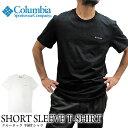 Columbia コロンビア 半袖Tシャツ クルーネック RM8C70...