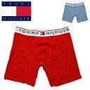 【メール便配送】トミーヒルフィガー ボクサーパンツ TOMMY HILFIGER BOXER BRIEF 大きいサイズ XL XXL 下着