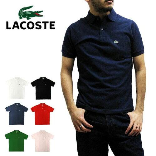 ラコステ LACOSTE ポロシャツ L1812 鹿の子 ボーイズ PJ2909-51 メール便不可 02P03Dec16