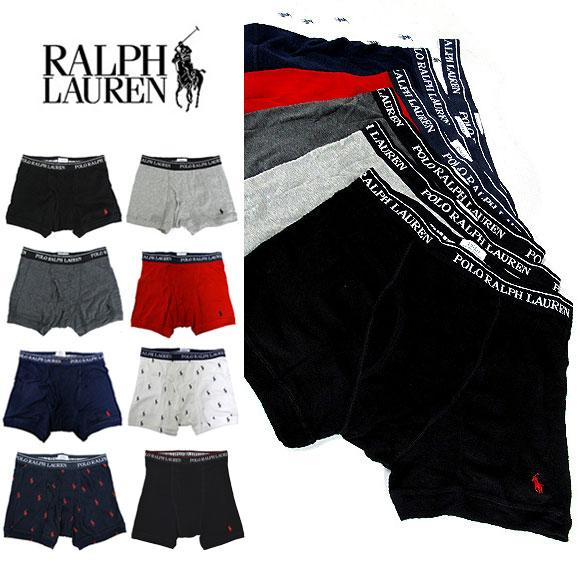 【単品】ポロ・ラルフローレン POLO Ralph Lauren LCBB ボクサーパンツ 下着 無地 BOXER PANTS ギフト 贈り物 プレゼント 男性用 メンズ メール便対応