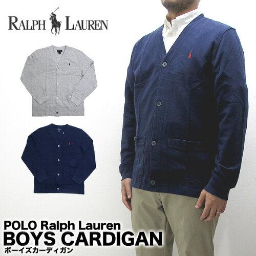 POLO Ralph Lauren ポロ・ラルフローレン カーディガン 565119 カーディガン ボーイズ BOYS CARDIG...