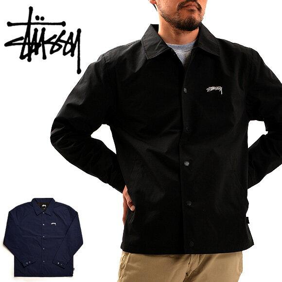 メンズファッション, コート・ジャケット  STUSSY 115490 CLASSIC COACH JACKET