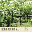 アイアンフェンス Iron edge Finial