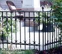 アイアンフェンス Park avenue fence set