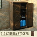 収納庫 Old Country Stocker