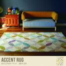 ラグマット Accent rug カジュアルカーペット 200×250