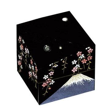 蒔絵加湿器 富士に桜 001-2935 【楽ギフ_包装】