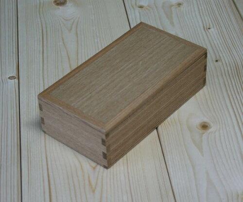 越前漆器 白木長角一段弁当箱(木製、お弁当箱、ランチボックス、男子、女子、メンズ...