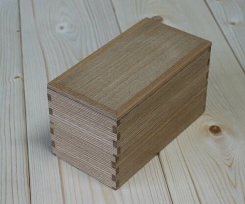 越前漆器 白木長角二段弁当箱(木製、お弁当箱、弁当箱、ランチボックス、男子、女子...