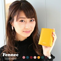 FennecWalletPocketTasselフェネック極小財布三つ折り財布コインケース付き送料無料
