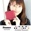 Fennec Zipper Wallet フェネック レディース 財布...