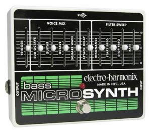 electro-harmonix – Bass Micro Synth