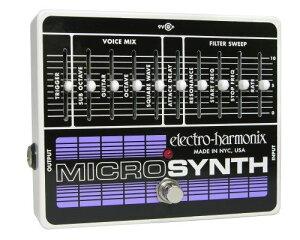 electro-harmonix – Micro Synth