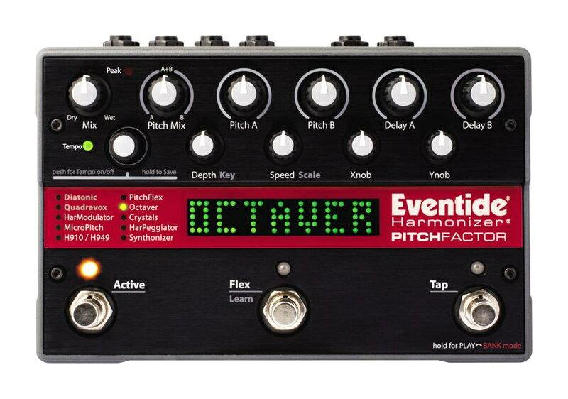 ギター用アクセサリー・パーツ, エフェクター GETEventide PitchFactor Pitch FactorRCP