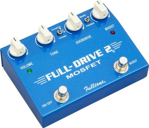 Fulltone FULL-DRIVE 2 MOSFET エフェクター [並行輸...