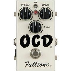 最新のVer7!フルトーンの一番人気ドライブペダル!【レビューを書いて送料無料】Fulltone OCD ...
