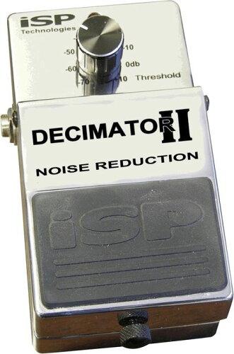 ISP Technologies DECIMATOR II エフェクター [直輸...