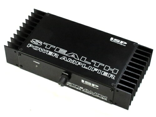 ISP Technologies STEALTH PRO Power Amplifier エフ...