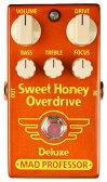 【レビューを書いて次回送料無料クーポンGET】Mad Professor New Sweet Honey Overdrive Deluxe エフェクター [並行輸入品][直輸入品]【マッド・プロフェッサー】【オーバードライブ】【新品】【RCP】